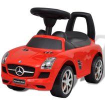 Kiddieland Disney Pixar Activity Kids Ride-on Toy Car Push Along McQueen 53488